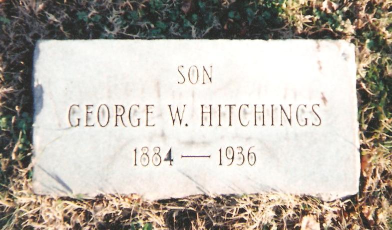 George Washington Hitchings