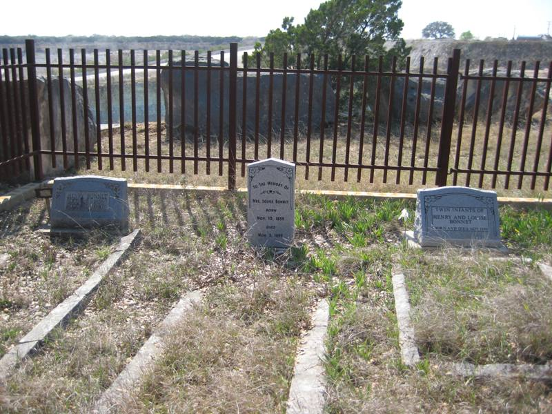 Bonnet Family Cemetery