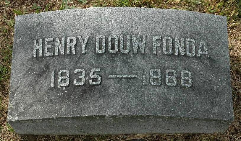 Henry Douw Fonda