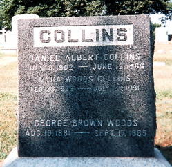 Myra Coulter <i>Woods</i> Collins