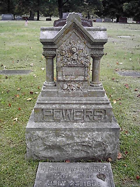 Dr Everett Powers