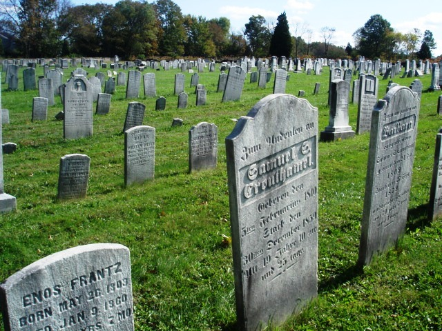 Tohickon Cemetery