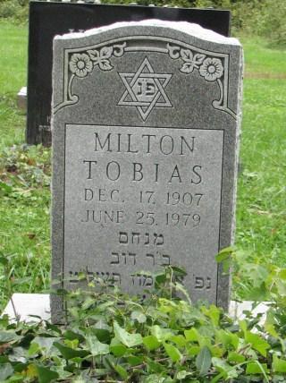 Milton Tobias