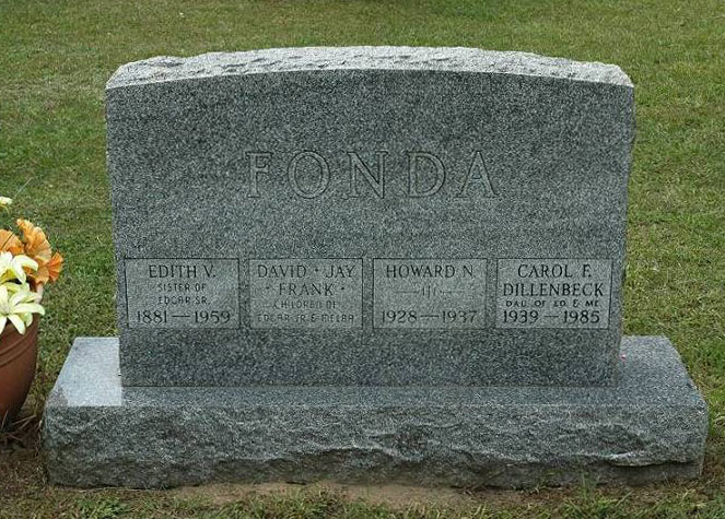 Howard Neville Fonda