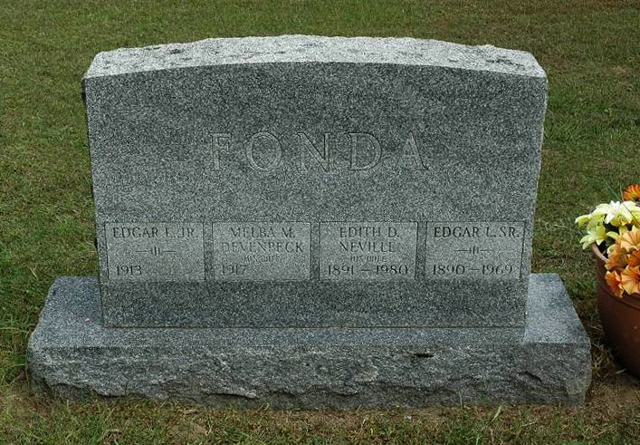 Melba M. <i>Devenpeck</i> Fonda