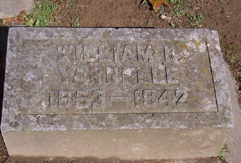 William Robert Yarnelle