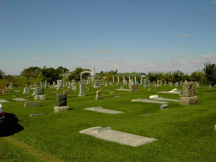 Half Rock Cemetery