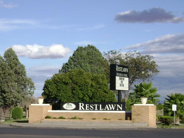 Restlawn Memorial Park