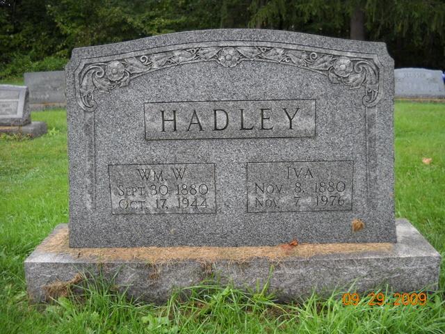 Iva <i>Yarian</i> Hadley