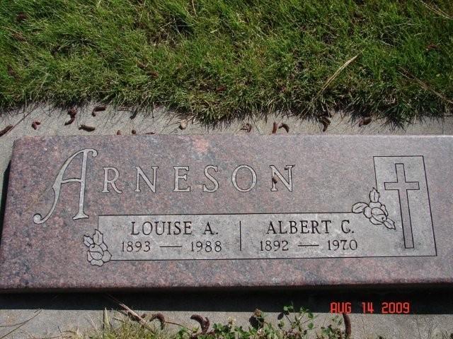 Albert C. Arneson