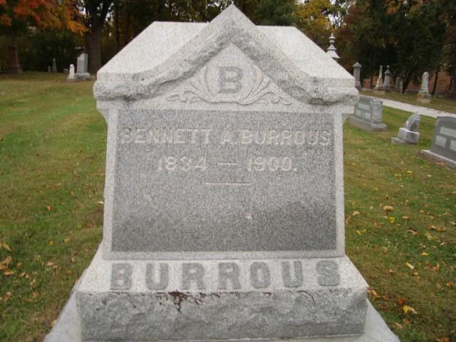 Bennett Alfred Burrous