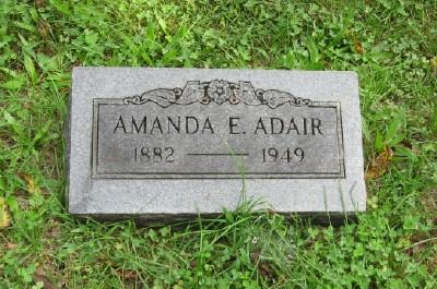 Amanda Evaline <i>Follum</i> Adair