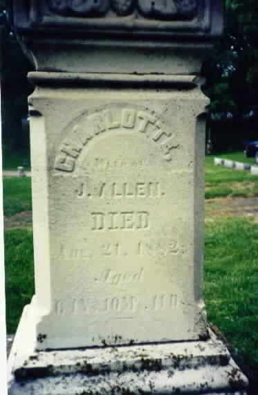 Charlotte L. <i>Hatch</i> Allen