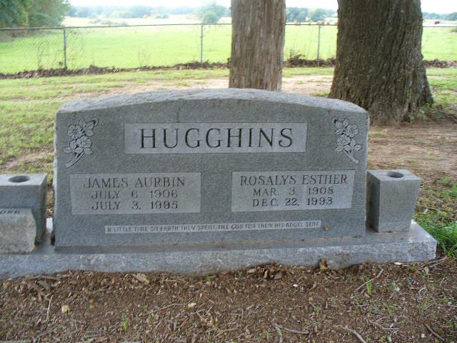 James Aurbin Hugghins