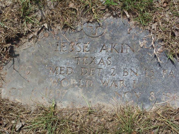 Jessie Akin