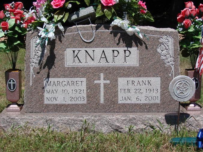 Margaret M. <i>Meis</i> Knapp