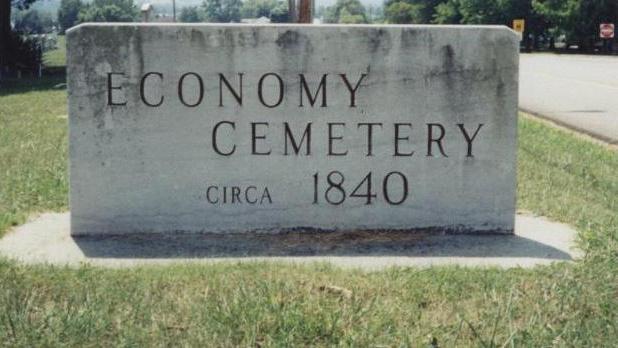 Economy United Methodist Church Cemetery