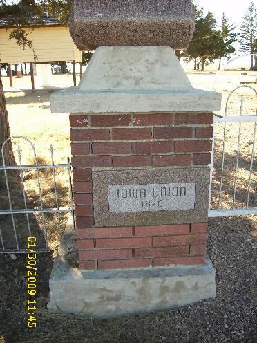 Iowa Union Cemetery