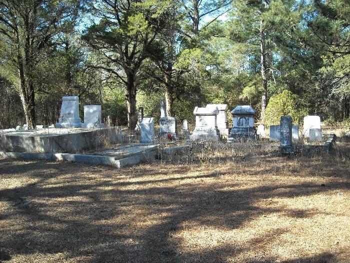 Alexander Methodist Church Cemetery