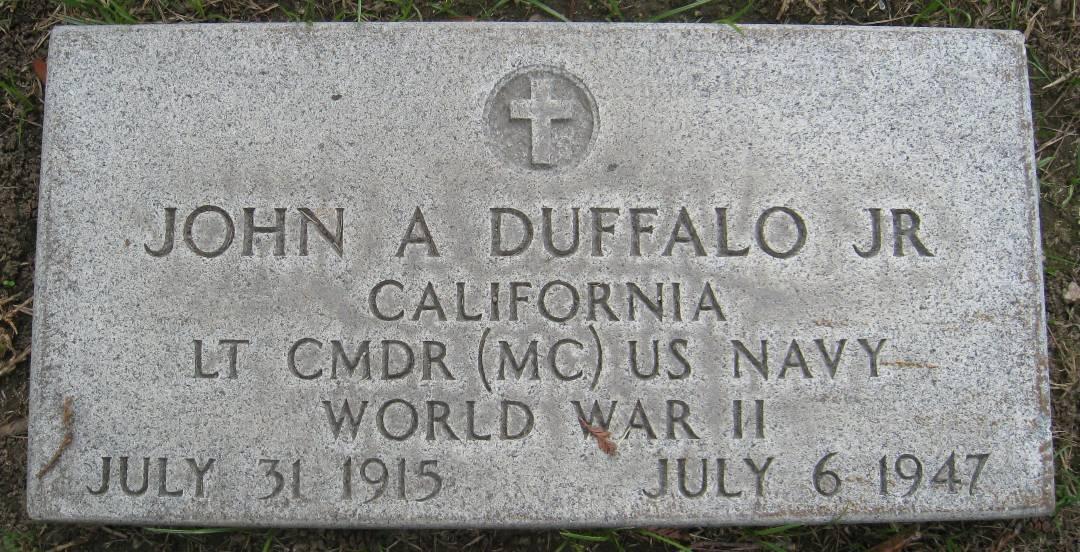 John August Duffalo, Jr