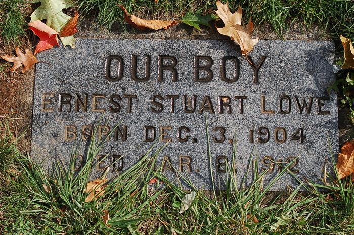 Ernest Stuart Lowe