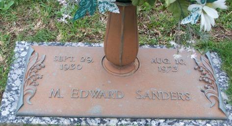 Mervin Edward Eddie Sanders