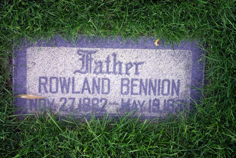 Rowland Bennion