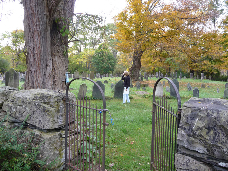 Old Amenia Burying Ground