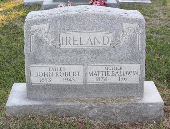 John Robert Ireland