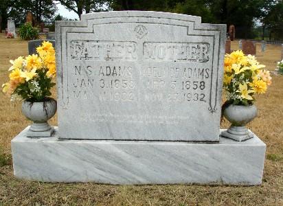 Adelaide Cordelia <i>Ashworth</i> Adams