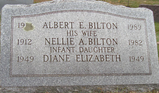 Elizabeth A Nellie <i>St. Francis</i> Bilton
