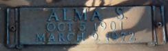 Alma Bertha <i>Sports</i> Gamble