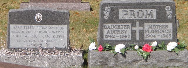 Audrey Ann Prom