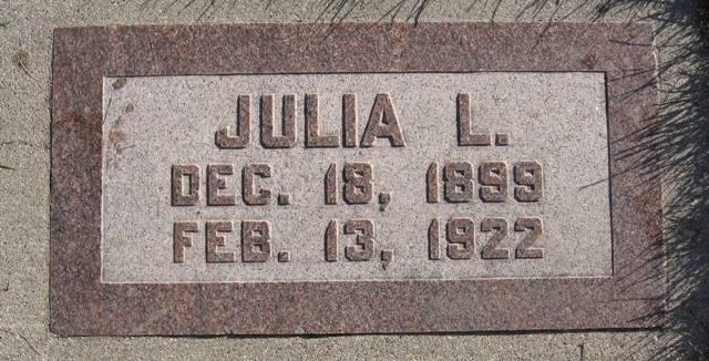 Julia L. Amble
