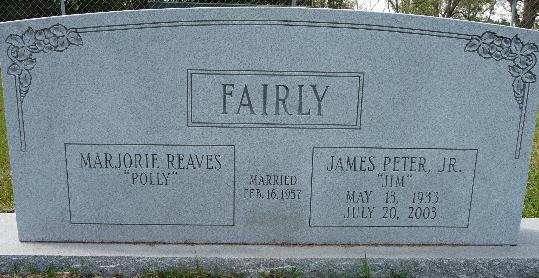 James Peter Fairly