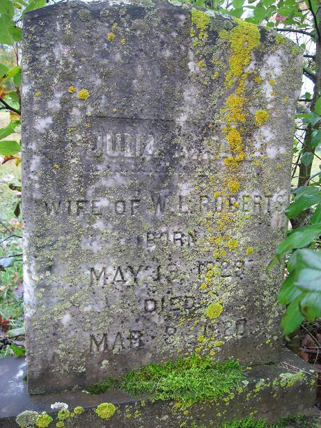 Julia A Roberts