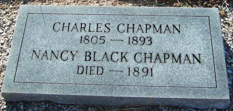 Nancy <i>Black</i> Chapman