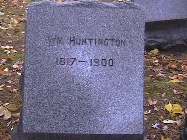 Dr William Huntington