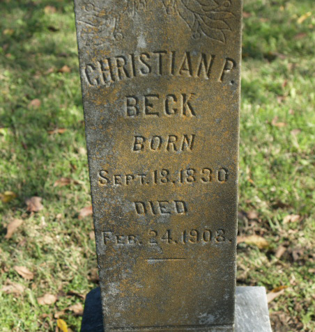 Christian B. Beck