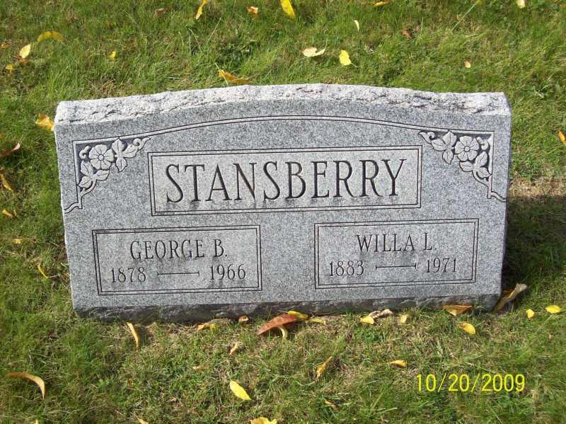 George Barrett Stansberry