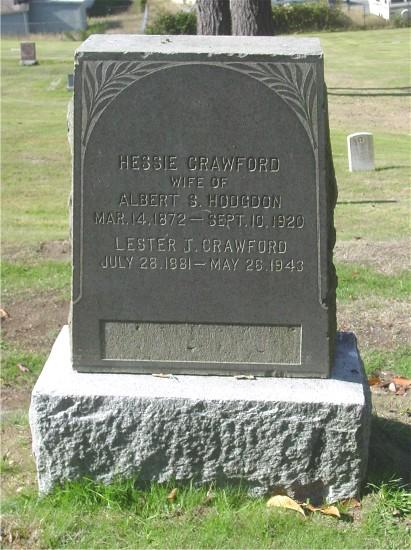 Lester J Crawford