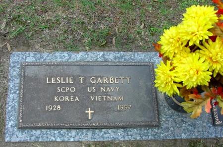 Leslie Thomas Tom Garbett