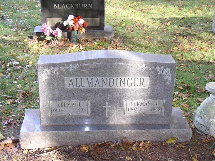Herman H. Allmandinger