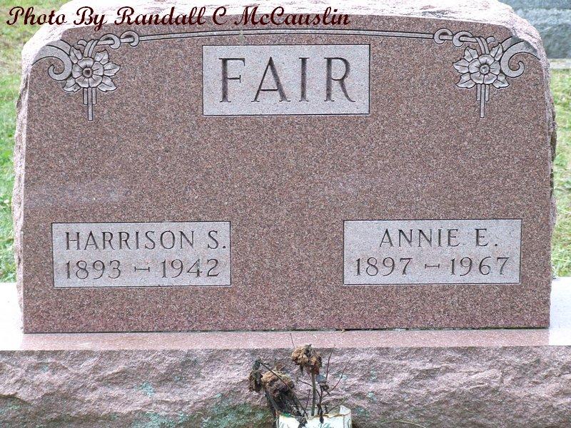 Harrison Stanley Fair