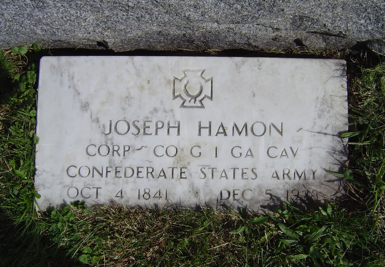 Joseph S  Hamon, Sr (1841-1928) - Find A Grave Memorial