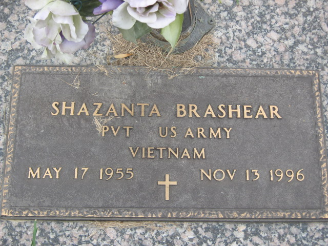 Shazanta Brashear