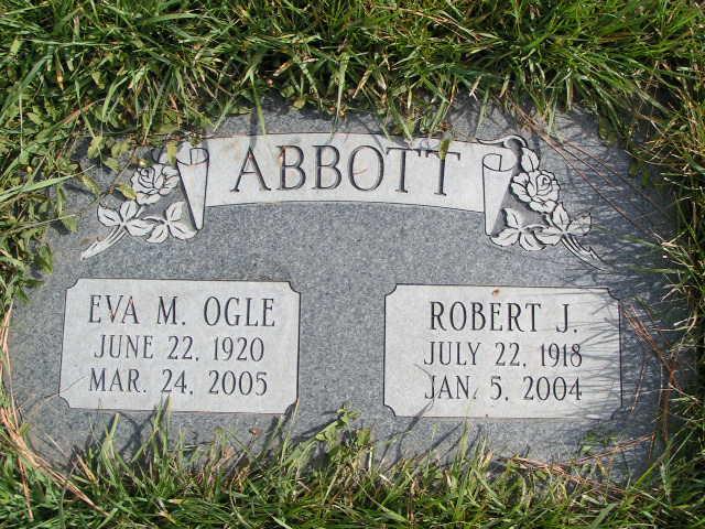 Eva Myrtle Eve <i>Ogle</i> Abbott