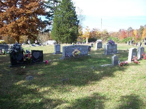 Johnny Richardson Cemetery