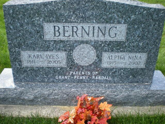 Alpha Nina Berning