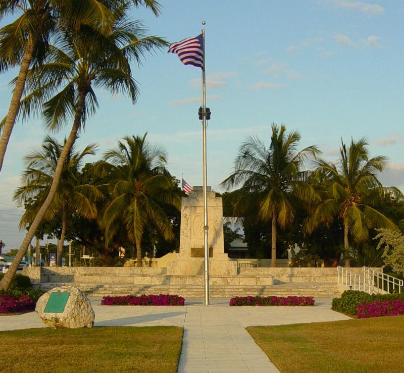 Labor Day Hurricane Of 1935 Memorial In Islamorada Florida Find A